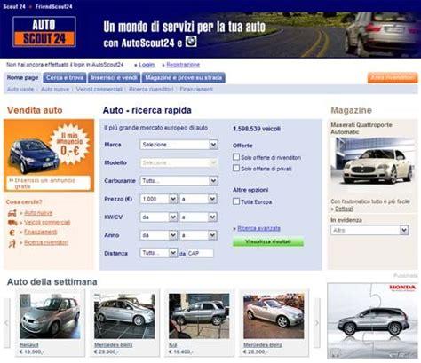Autoscout24 Mobile De Auto by Mobile De Auto Scout 24 Autos Post