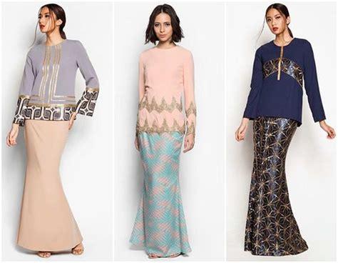 pattern baju blouse how to wear your baju kurung the playful pairing plan