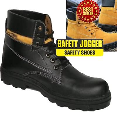Sepatu Boot Safety Jogger qoo10 best seller sepatu boots pria hiking safety