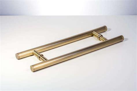 Handle Set Tiger S48 Gold antique bronze door handles antique furniture