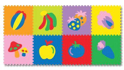Karpet Mainan Evamat Huruf A Z Dengan Gambar Sku 0109 smartoys mainan anak sentra mainan anak cerdas karpet puzzle evamat