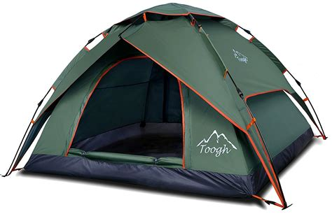 gling dome small pack size 3 man tent best tent 2017