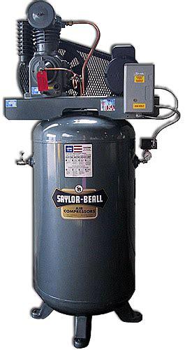 saylor beall industrial air compressors