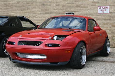 Grill Mazda Lantis Racing view of mazda miata mx 5 photos features and