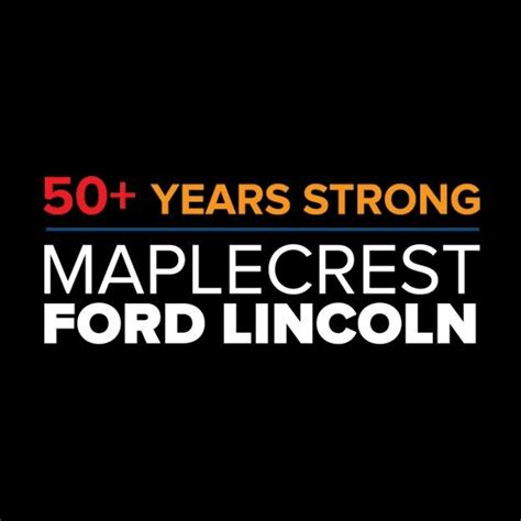 maplecrest ford union maplecrest ford lincoln of union vauxhall nj company