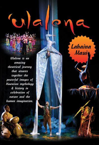 biography of theatre artist maui artist bio ulalena theatre maui guide