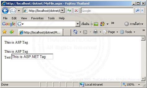tutorial asp net html asp net runat quot server quot