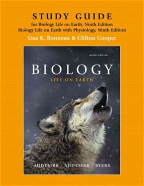 what is a guide to biology with physiology books study guide for biology on earth with physiology