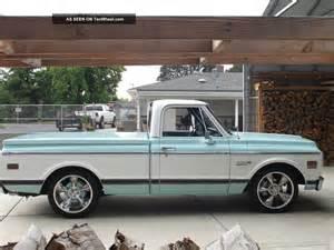 1972 Chevrolet Cheyenne 1972 Chevrolet Cheyenne C10