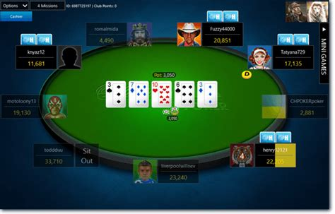 real money poker  site inthow