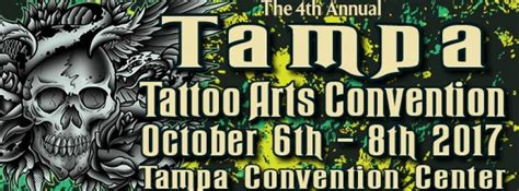 tattoo convention 2017 florida ta tattoo arts convention ta fl oct 6 2017 2 00 pm