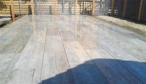 terras keramische tegels groot terras met keramische tegels in leersum