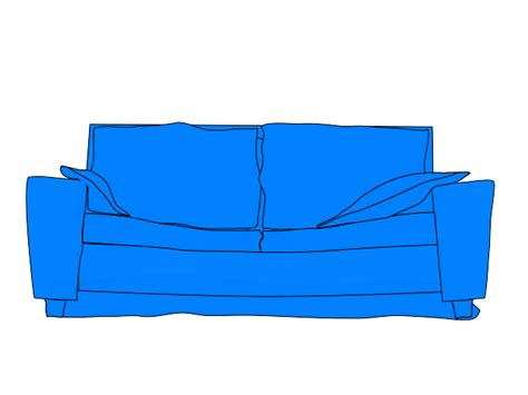 couch svg blue couch svg downloads cartoon download vector clip