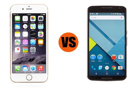 Android Versus Iphone Which Is Better by Ios Vs Android Which Smartphone Type Is Better For Business