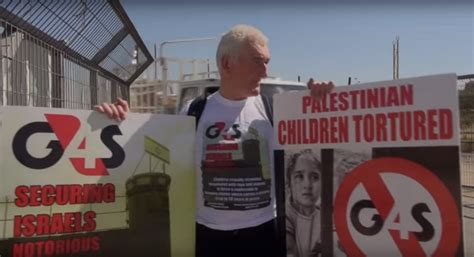 security firm g4s leaving israel denies bds to blame