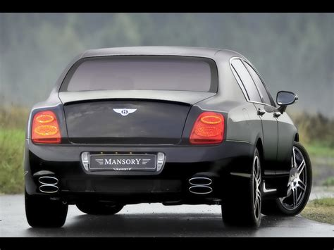 mansory bentley flying spur mansory bentley flying spur photos photogallery with 10