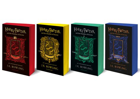 what hogwarts house am i new hogwarts house editions of chamber of secrets coming soon pottermore