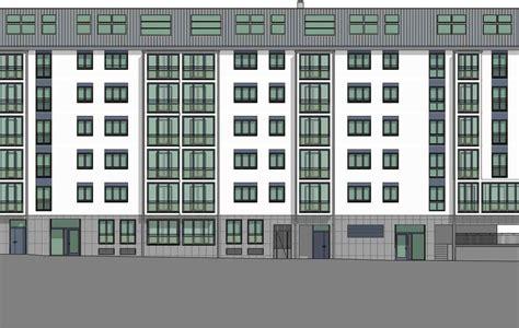 freie wohnungen münchen neubau wohnanlage mit 102 wohnungen moser architekten