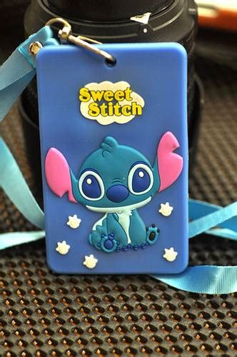 Tempat Cover Id Card gift station tempat id card name tag stitch