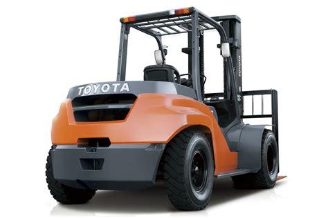 toyota 6 0 8 0 tonne 8 series petrol lpg diesel forklift
