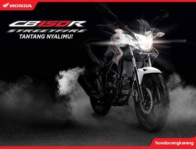 Lu Projie Untuk Cb150r Gambar Motor Honda Cb150r Streetfire Sepertiga