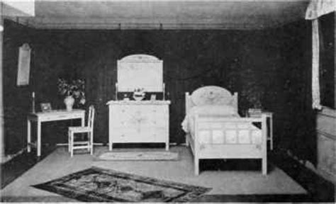 spanish bedroom set chapter iii modern furnishing of broader scope and somewhat greater expense