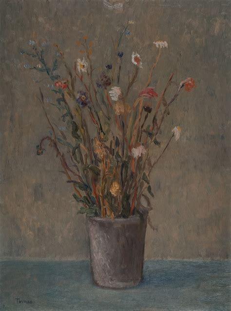 fiori nel vaso fiori nel vaso arte moderna e contemporanea asta 123