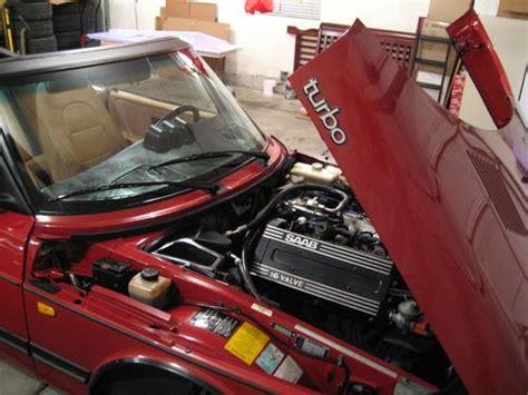car engine repair manual 1990 saab 900 user handbook buy used 1990 saab 900 turbo convertible 2 door 2 0l