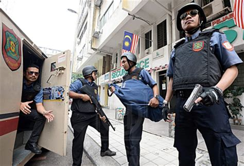 securiforce sdn bhd reliable security guard
