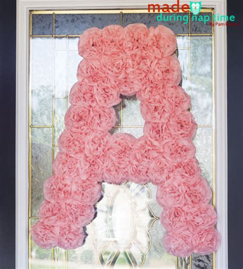 How To Make Letters On Paper - diy tutorial from a catch my member how to make a
