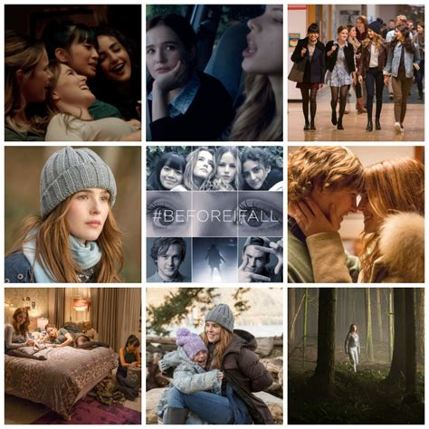 libro 2 before i was abrazando libros noticias primer trailer de before i fall