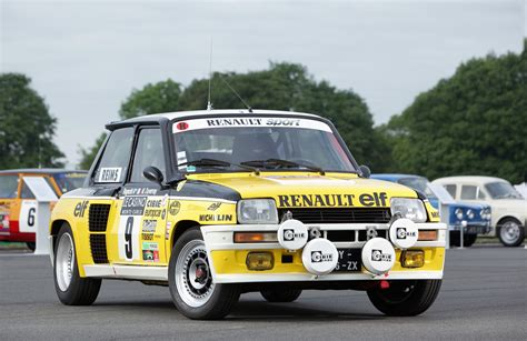 renault 5 turbo the renault 5 turbo and clio v6 rear engined