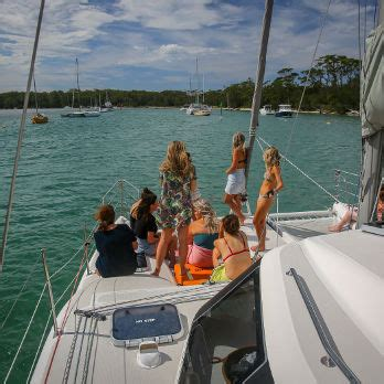 boat tour jervis bay jervis bay sailing charters