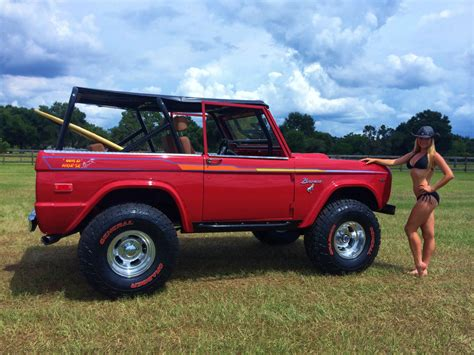 prerunner bronco for sale 1974 ford bronco 2 dr ebay
