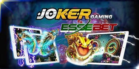 situs agen resmi joker tembak ikan gaming