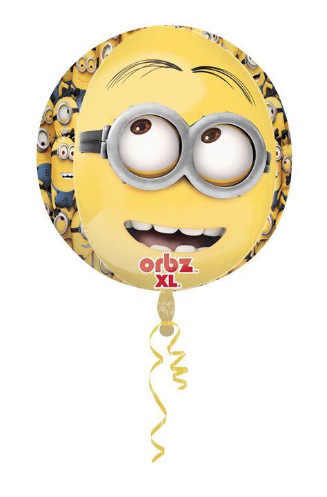 D 40cm Air Balloon ballon aluminium minions 40 cm achat de decoration