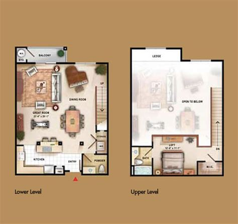 small loft apartment floor plan sleep loft floor plan of property cobbler square loft