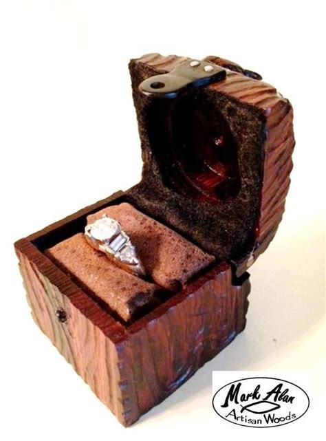 custom engagement ring box quot rabbit box quot by alan