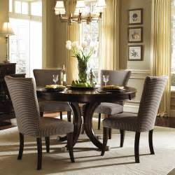 Pedestal Dining Room Table by Round Amp Oval Dining Tables Amp Kitchen Table Sets Humble Abode