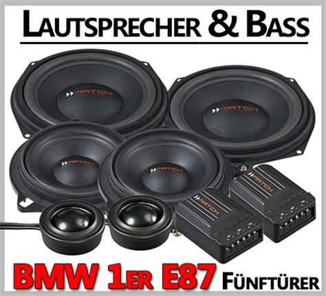 Bmw 1er E87 Lautsprecher by Autoradio Einbau Tipps Infos Hilfe Zur Autoradio