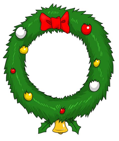 funny animated christmas wreaths animated wreathes and clipart clipart collection corner decoration animated