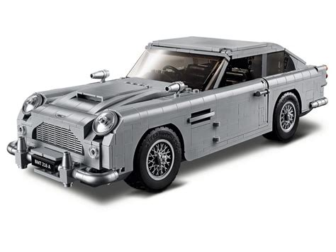 bond aston martin thoughts on the lego 10262 bond aston martin db5
