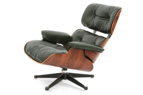 green leather chair and ottoman charles and ray eames green leather lounge chair and