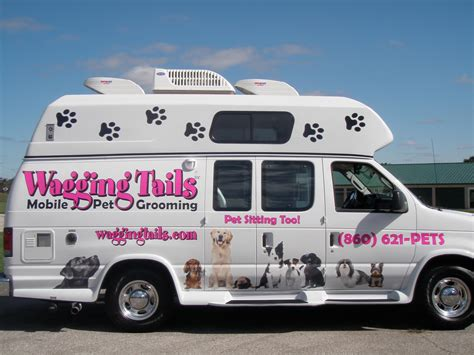 mobile groomer mobile pet grooming walking mobile grooming and
