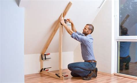 Begehbaren Kleiderschrank Bauen 444 by Drempelschrank Bauen Schritt 2 25 Einrichten Ideen