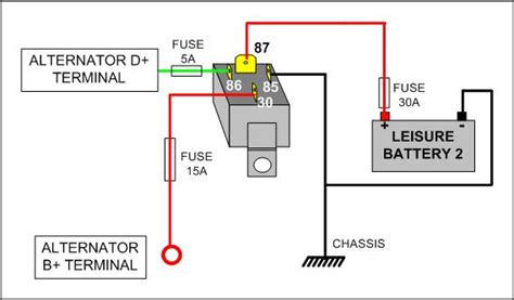 wiring diagram for second battery in car wiring wiring