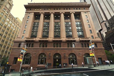 commonweath bank of australia state savings bank building