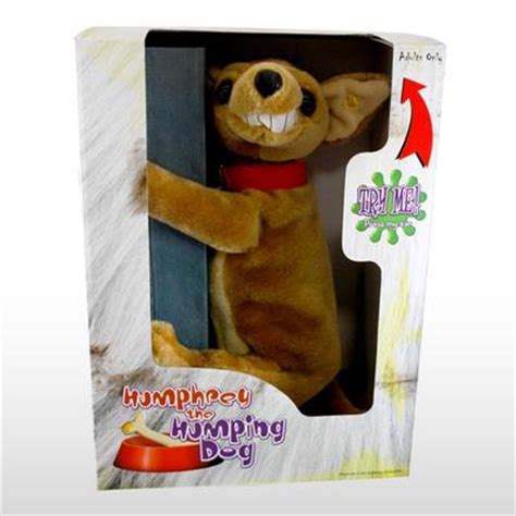 hump toys for dogs getgags gags for you 10in humphrey the