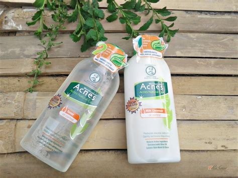 Acnes Toner acnes care toner review rahma