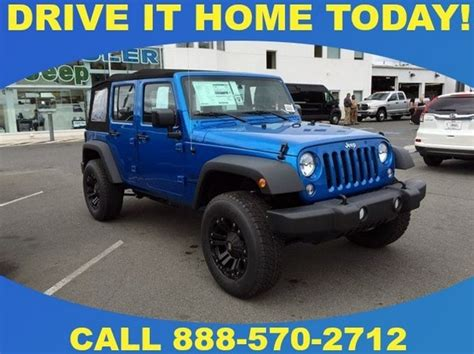 Jeep Nj Lifted Jeeps For Sale In Nj